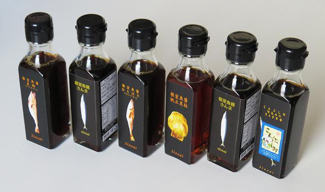 汐彩 根室魚醬